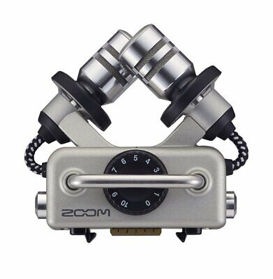 ZOOM Shock Mounted XY Stereo Microphone Capsule XYH-5 For H5 H6 Q8 New In Box • 75.57£
