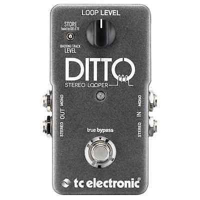 TC Electronic Ditto Stereo Looper Guitar Pedal • 109£