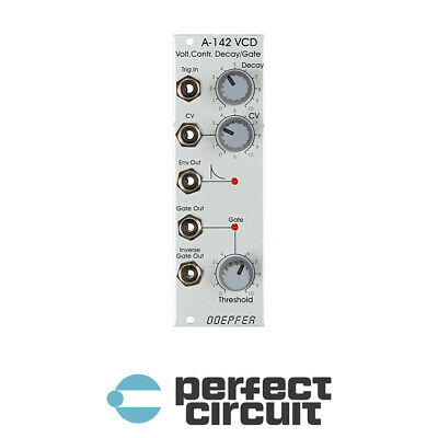 Doepfer A-142-1 Voltage Controlled Decay/Gate EURORACK - NEW - PERFECT CIRCUIT • 72.13£