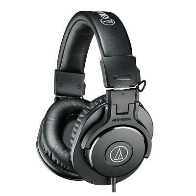 Audio Technica ATH-M30x Professional Studio Monitor Over Ear Headphones • 64.99£