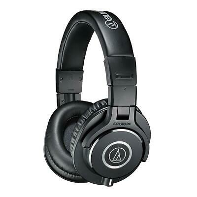Audio Technica ATH-M40x Professional Studio Monitor Over Ear Headphones • 89.99£