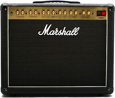 Marshall DSL40CR 1x12  40 Watt Tube Guitar Combo With Reverb  **FREE GIFT** • 581.84£