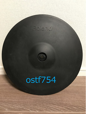 ROLAND CY-15R Ride Cymbal V-Cymbal 15 Inch Digital Rubber For Electric Drum • 236.77£