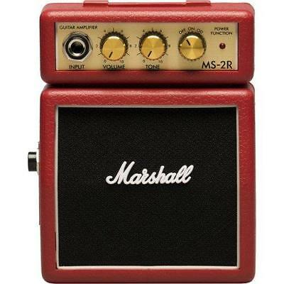 Small Combo Amp Bass Guitar Amplifier Portable Sound Quality Red Little Amps • 63.99£