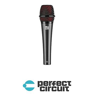 sE Electronics V3 Vocal Dynamic MICROPHONE - NEW - PERFECT CIRCUIT