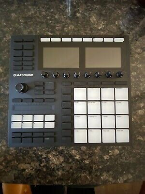 Native Instruments Maschine MK3 Drum Controller With Komplete 12 Select & Extras • 420£