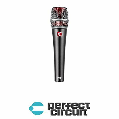 SE Electronics V7 X Instrument Dynamic MICROPHONE - NEW - PERFECT CIRCUIT • 71.07£