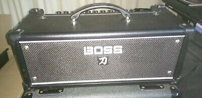BOSS Katana 100W Head With Roland CA-FC Foot Controller Giving 8 Ch. Switching • 195£