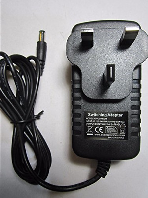 12v Tc Helicon Voicelive Touch Vocal Processor Ac Adaptor Power Supply Charger • 16.30£