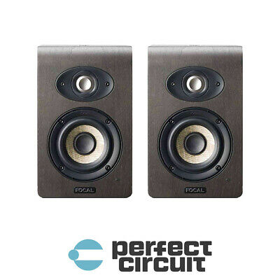 Focal Shape 40 Studio Reference Monitors (Pair) MONITOR NEW - PERFECT CIRCUIT • 956.18£