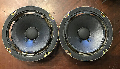 "JBL Control 1 Pro III Speaker Woofer Drivers 5"" 4 Ohm Pair NEED FOAM • 22.87£"