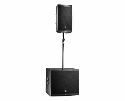 JBL EON615 15  Powered Speaker Active Monitor + EON618S 18  Subwoofer + Sub Pole • 989.05£
