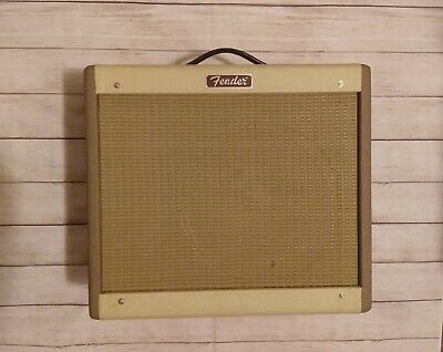 Fender Blues Junior Limited Edition Tube Amp PR 295 Brown Tan Lacquered Tweed  • 315.75£