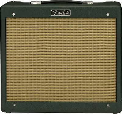 Fender Limited Edition Blues Junior IV Brit Green Combo Amp 2231500641 • 506.51£