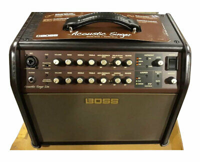 Boss ACS-LIVE Acoustic Singer Amp - Used • 317.01£