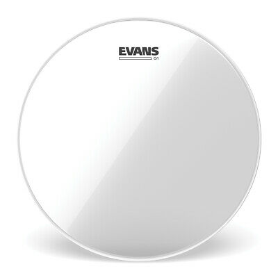 Evans G1 Clear Drum Head, 18 Inch - TT18G1 • 16.02£