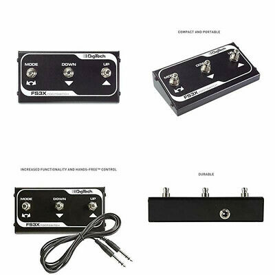 DigiTech FS3X 3-Button Footswitch  • 28.16£
