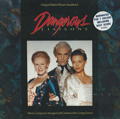 Soundtrack / George Fenton-Dangerous Liaisons (Original Motion Picture Soundtrac • 9.95£