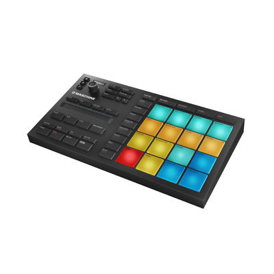 Native Instruments MASCHINE MIKRO Mk3 Controller - Black • 149.99£