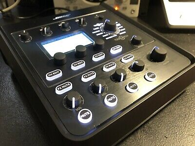 Bose T4S ToneMatch 4 Channel Microphone Mixer • 341.64£