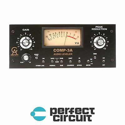 Golden Age Project Comp-3A Optical Compressor PRO AUDIO NEW - PERFECT CIRCUIT