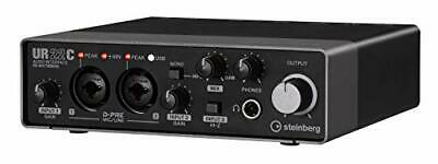 Steinberg USB3.0 Audio Interface  Supports USB 3.0 (USB Type-C) NEW From JAPAN • 353.57£