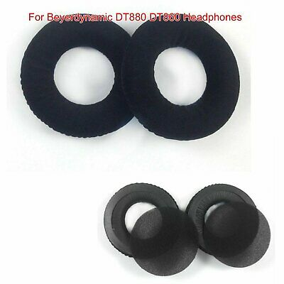 Replacement Ear Pads Cushion For Beyerdynamic DT770 DT880 DT860 DT990 Headphone • 3.59£
