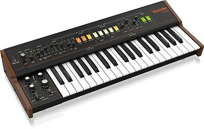 Behringer VOCODER VC340, Authentic Analog Vocoder For Human Voice And Strings • 501.09£