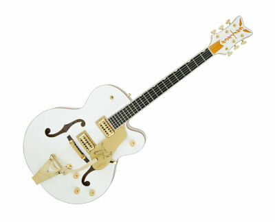 Gretsch G6136T-WHT Players Edition Falcon With String-Thru Bigsby White • 2,725.53£