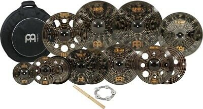 Meinl Classics Custom Dark Supreme Set • 1,045.32£