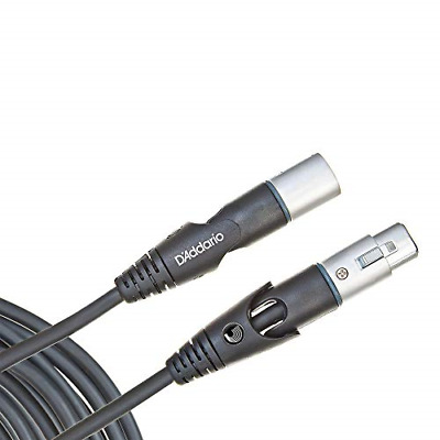 Planet Waves 25 Feet Custom Series Swivel XLR Balanced Microphone Cable • 39.32£