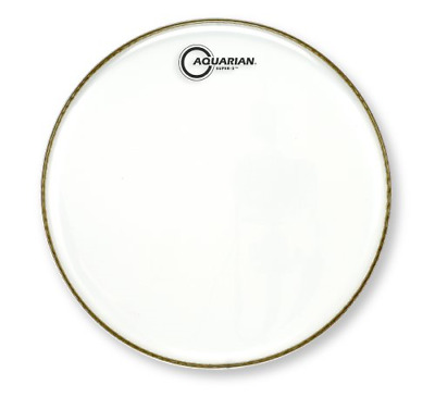 Aquarian Super 2 Two Ply Clear 14 Inch • 25.64£