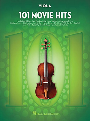 101 Movie Hits For Viola • 16.69£