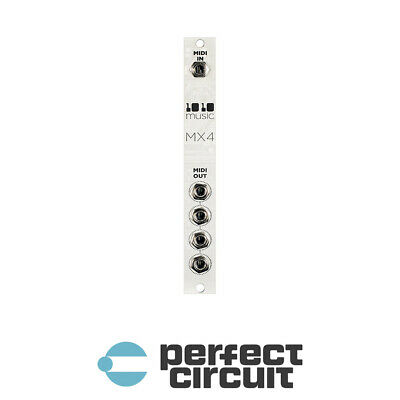 1010 Music MX4 Multiple EURORACK - NEW - PERFECT CIRCUIT • 77.31£
