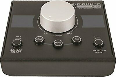 MACKIE Genuine Big Knob Passive Monitor Speaker Controller F/S W/Tracking# Japan • 126.91£