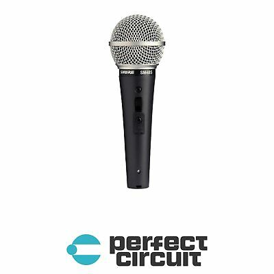 Shure SM48S-LC Handheld Dynamic Vocal MICROPHONE - NEW - PERFECT CIRCUIT • 41.66£
