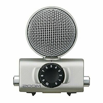 MS Microphone Capsule MSH-6 For Zoom H6 / H5 / Q8 F/S W/Tracking# Japan New • 97.16£