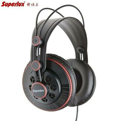 Superlux HD681 Headphone|3.5mm Jack Wired|Super Bass Dynamic |Noise Cancellin... • 62.01£