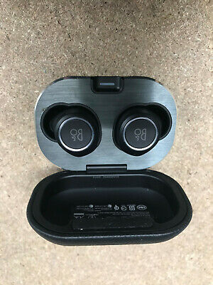 FAULTY Bang & Olufsen BeoPlay E8 2.0 Truly Wireless Earbuds - Black (NW86) • 27£