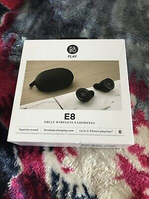 Bang & Olufsen BeoPlay E8 2.0 Truly Wireless Earbuds - Black • 41£