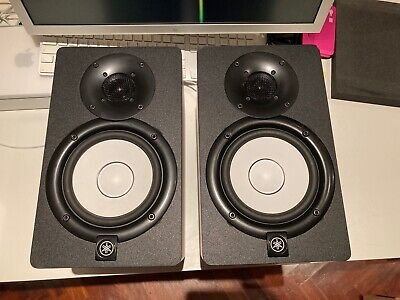 PAIR Yamaha HS5 Active Powered Monitor Speakers • 195£