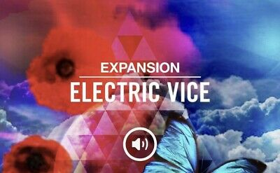 Maschine Expansion Electric Vice Native Instruments For MK3 MK2 Studio Mikro • 13.99£