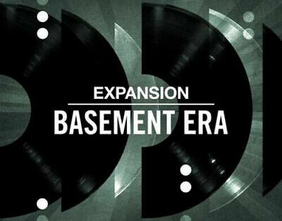 Maschine Expansion Basement Era Native Instruments For MK3 MK2 Studio Mikro • 29.99£