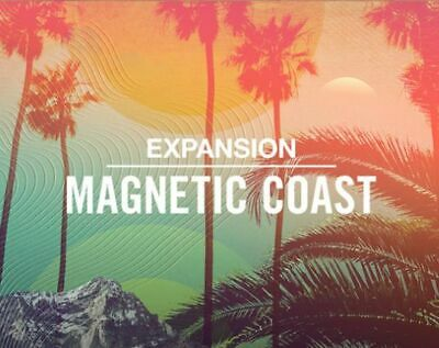 Maschine Expansion Magnetic Coast Native Instruments For MK3 MK2 Studio Mikro • 29.99£