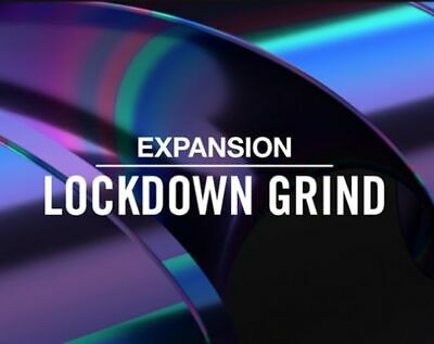 Maschine Expansion Lockdown Grind Native Instruments For MK3 MK2 Studio Mikro • 29.99£