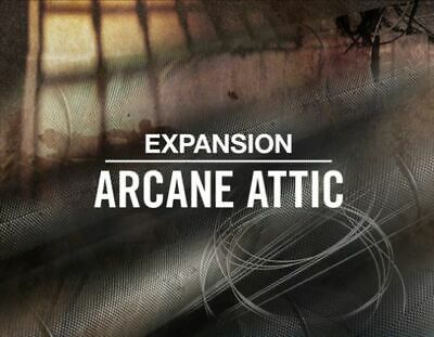 Maschine Expansion Arcane Attic Native Instruments For MK3 MK2 Studio Mikro • 13.99£