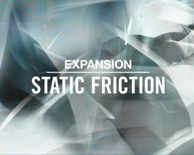 Maschine Expansion Static Friction Native Instruments For MK3 MK2 Studio Mikro • 14.99£