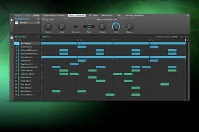 Maschine Essentials Software Native Instruments (Mk2 MK3 Studio Mikro Etc) • 18.99£