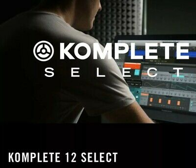 Komplete Select 12 For Maschine 2 Owners MK2 Mikro MK3 Studio Native Instruments • 18.99£