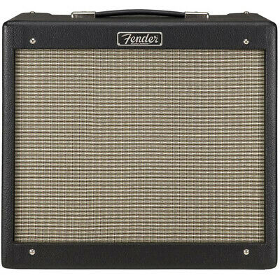 Brand New Fender Blues Junior IV 15-watt Tube Combo Amp Black • 434.15£